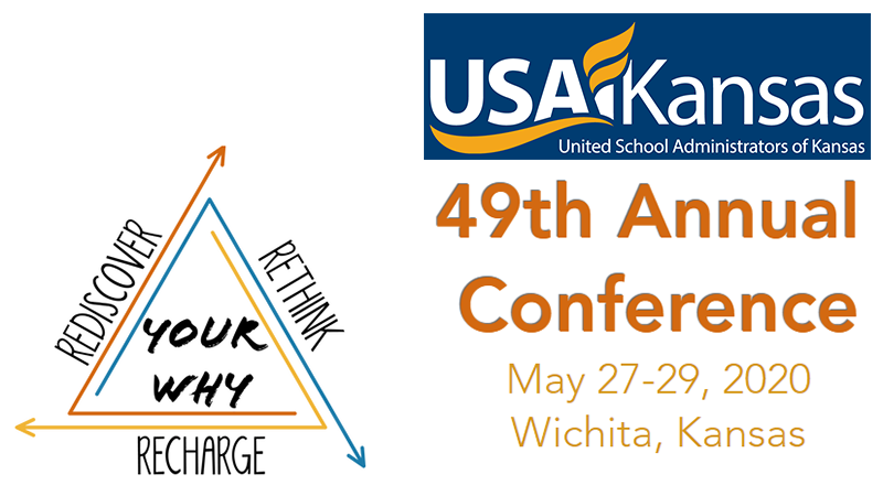 2020 USA-Kansas 49th Annual Conference Logo