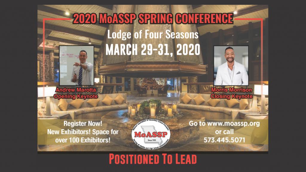 MoASSP Spring Conference Postcard